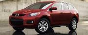 Mazda CX-7 2007-2010 - Хромированные накладки на стойки  к-т 6 шт. фото, цена