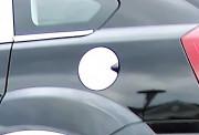 Dodge Caliber 2007-2010 - Хромированная накладка на лючок бензобака. фото, цена