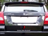 Коврики передние додж караван
