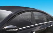 Hyundai Sonata 2010-2011 - Дефлекторы окон к-т 4 шт.   фото, цена