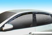Hyundai Elantra 2006-2010 - Дефлекторы окон к-т 4 шт. (Clover) фото, цена
