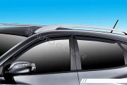 Hyundai ix35 2009-2011 - (Tucson ix35) - Дефлекторы окон к-т 4 шт. фото, цена