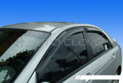 Kia Cerato 2003-2008 - Дефлекторы окон к-т 4 шт. CLOVER фото, цена