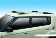Kia Soul 2008-2010 - Дефлекторы окон к-т 4 шт. (AUTOCLOVER) фото, цена