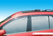 Kia Carens 2006-2010 - Дефлекторы окон к-т 4 шт. фото, цена