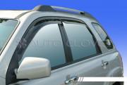 Kia Sportage 2004-2010 - Дефлекторы окон к-т 4 шт. фото, цена
