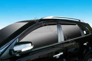 Kia Sorento 2009-2011 - Дефлекторы окон к-т 4 шт. фото, цена