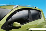 Daewoo Matiz 2009-2011 - (M300) - Дефлекторы окон (ветровики), комлект. (Clover) фото, цена