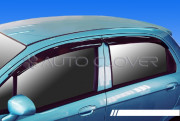 Daewoo Matiz 2005-2010 - (M150/М200) - Дефлекторы окон (ветровики), комлект. (Clover) фото, цена