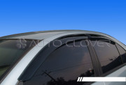 Nissan Almera Classic 2002-2010 - Дефлекторы окон к-т 4 шт. фото, цена