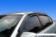 Nissan Maxima 1998-2004 - (Samsung SM5) - Дефлекторы окон к-т 4 шт. (AUTOCLOVER) фото, цена
