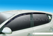 Kia Ceed 2007-2010 - Дефлекторы окон к-т 4 шт. фото, цена