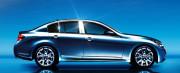 Infiniti G35 Sedan 2007-2010 - Хромированные накладки на стойки к-т 6 шт. фото, цена