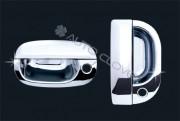 Hyundai Starex 1997-2004 - Хромированные накладки на ручки. фото, цена