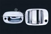 Hyundai Starex 2004-2007 - Хромированные накладки на ручки. фото, цена