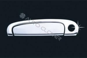 Kia Picanto 2004-2010 - Хромированные накладки на ручки. фото, цена