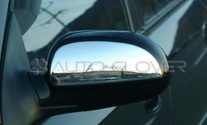Chevrolet Lacetti 2003-2009 - (4DR/5DR) - Хромированные накладки на зеркала. фото, цена