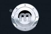 Kia Picanto 2004-2010 - Хромированная накладка на лючок бензобака. фото, цена