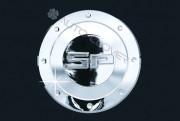 Kia Sportage 2004-2010 - Хромированная накладка на лючок бензобака. фото, цена