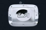 Chevrolet Lacetti 2003-2009 - (4DR/5DR) - Хромированная накладка на лючок бензобака. фото, цена