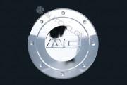 Ssang Yong Actyon 2006-2008 - (Actyon Sports) - Хромированная накладка на лючок бензобака. фото, цена