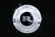 Ssang Yong Rodius 2004-2008 - Хромированная накладка на лючок бензобака. фото, цена
