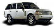 Land Rover Range Rover 2002-2010 - (HSE) - Хромированные накладки на стойки  к-т 6 шт. фото, цена