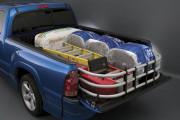 Toyota Tacoma 2005-2013 - Удлинитель кузова - Bed Extender (Алюминий). фото, цена