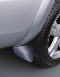 Toyota Rav 4 2006-2010 - Брызговики к-т 4шт. (Base Model) фото, цена