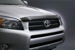 Toyota Rav 4 2005-2010 - Дефлектор капота. Toyota фото, цена