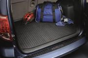 Toyota Rav 4 2005-2009 - Резиновый коврик с бортиком для багажника. фото, цена