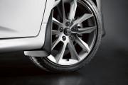 Toyota Matrix 2009-2011 - Брызговики задние к-т 2шт. (Only Base Model) фото, цена