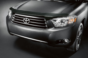 Toyota Highlander 2008-2009 - Дефлектор капота.(TOYOTA) фото, цена