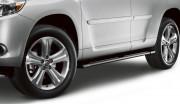 Toyota Highlander 2008-2013 - Боковые молдинги,  к-т 4 шт. (TOYOTA) фото, цена