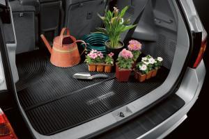 Toyota Highlander 2008-2013 - Коврик для багажника резиновый (Toyota) фото, цена
