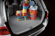 Toyota Highlander 2008-2013 - Kоврик в багажник текстильный (TOYOTA). фото, цена