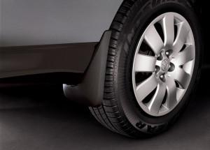 Toyota Corolla 2009-2012 - Брызговики к-т 4шт.  фото, цена