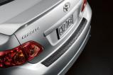 Toyota corolla коврики