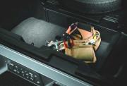 Honda Ridgeline 2006-2010 - Текстильный коврик в багажник. (Серый). фото, цена