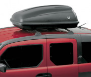 Honda Pilot 2009-2011 - Бокс на крышу - Short Roof Box. фото, цена