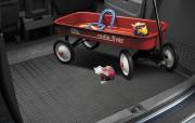 Honda Odyssey 2008-2010 - Резиновый коврик для багажника. фото, цена