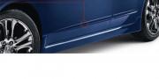 Acura TSX 2009-2010 - Боковые молдинги  к-т 4 шт. фото, цена