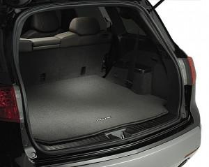 Acura MDX 2007-2010 - Текстильный коврик в багажник. (Acura). фото, цена