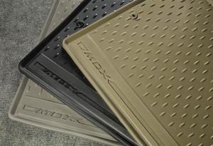 Acura MDX 2007-2013 - Коврики резиновые с бортиком комплект. (Acura) фото, цена
