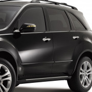 Acura MDX 2010-2011 - Боковые молдинги  к-т 4 шт. фото, цена