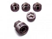 Infiniti M 2006-2010 - Секретные гайки - 18 / 19 inch Wheel Locks. фото, цена