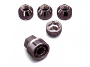 Infiniti FX 2006-2013 - Секретные гайки - 18 inch Wheel Locks. фото, цена