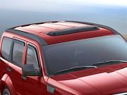 Jeep Liberty 2008-2010 - Дефлектор люка. фото, цена