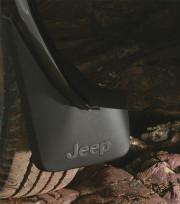 Jeep Grand Cherokee 2005-2010 - Брызговики задние к-т 2 шт. фото, цена