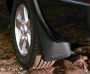 Jeep Commander 2006-2010 - Брызговики передние к-т 2 шт. фото, цена